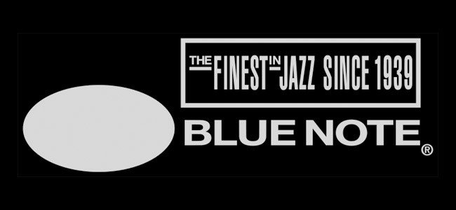 Blue-note label